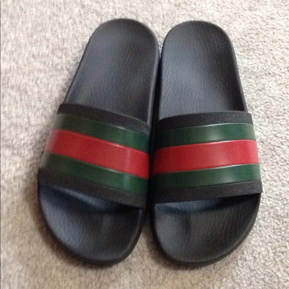 1d5f85cb45a Gucci Other - Gucci men s slides